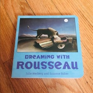 NWT dreaming with Rousseau Baby Book